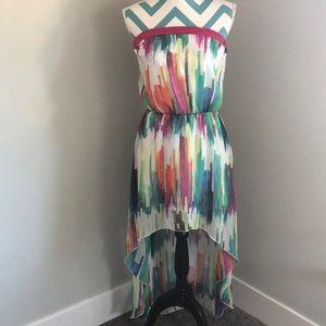Cute strapless dress 2B Bebe